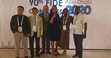 PDC HOSTS SUCCESSFUL FEDERATION MANAGEMENT WORKSHOP-90th FIDE CONGRESS